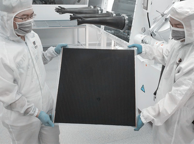 MANUFACTURE OF SOLAR PANELS